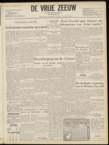 de Vrije Zeeuw 1954-12-02