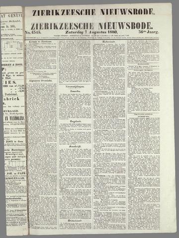 Zierikzeesche Nieuwsbode 1880-08-07