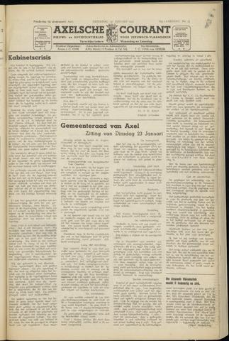 Axelsche Courant 1951-01-27