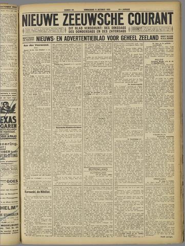 Nieuwe Zeeuwsche Courant 1923-10-11