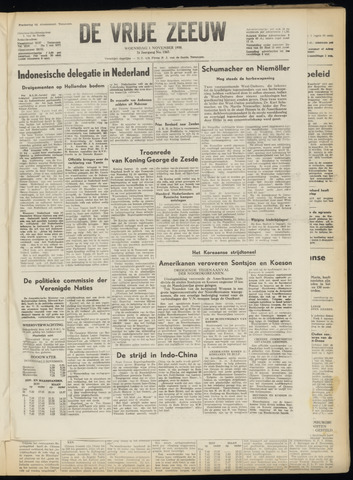 de Vrije Zeeuw 1950-11-01