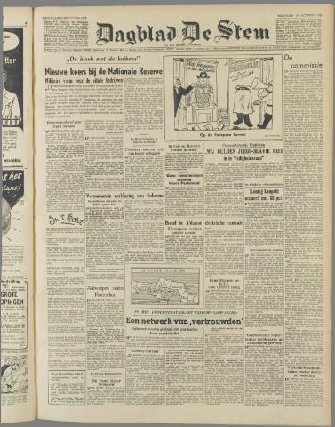 de Stem 1949-10-19