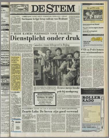 de Stem 1990-04-25