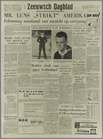 Zeeuwsch Dagblad 1962-03-09