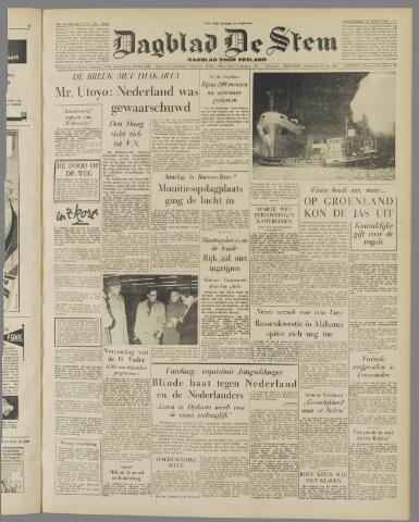 de Stem 1956-02-23