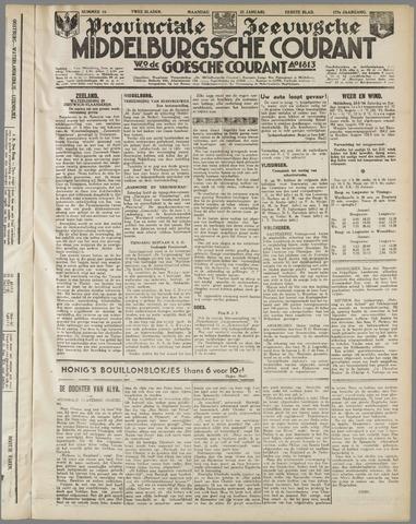 Middelburgsche Courant 1934-01-22