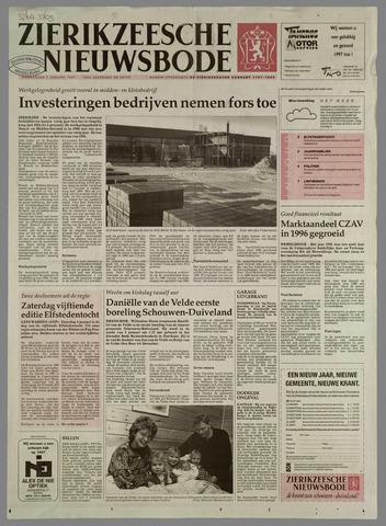 Zierikzeesche Nieuwsbode 1997