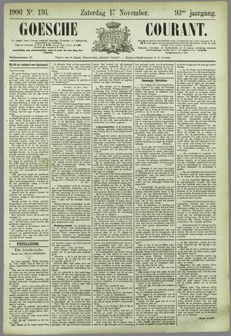 Goessche Courant 1906-11-17