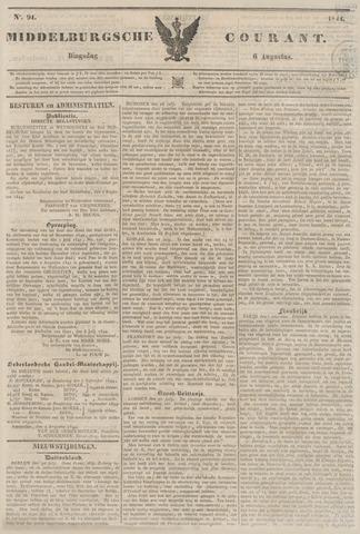 Middelburgsche Courant 1844-08-06