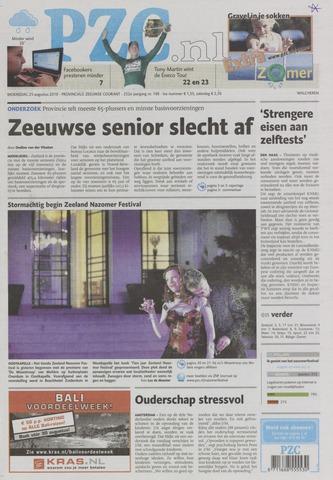 Provinciale Zeeuwse Courant 2010-08-25