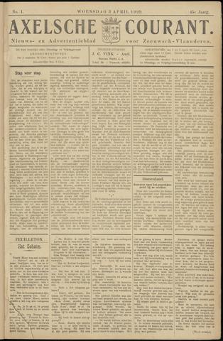 Axelsche Courant 1929-04-03