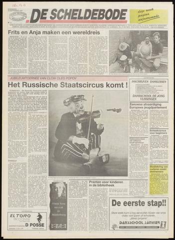 Scheldebode 1991-09-18