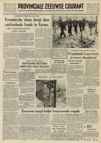Provinciale Zeeuwse Courant 1956-02-17