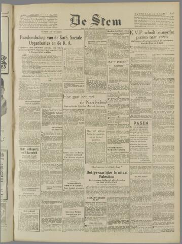 de Stem 1948-03-27
