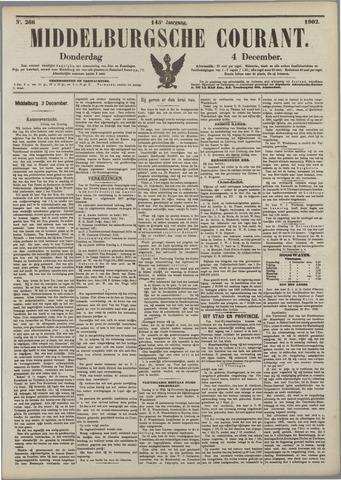 Middelburgsche Courant 1902-12-04