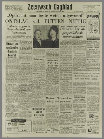 Zeeuwsch Dagblad 1962-04-14