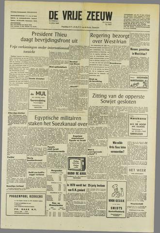 de Vrije Zeeuw 1969-07-12