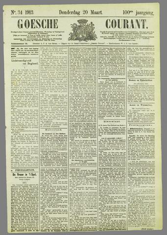 Goessche Courant 1913-03-20