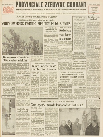 Provinciale Zeeuwse Courant 1965-06-04