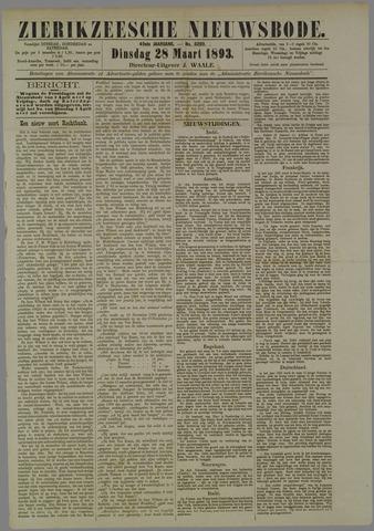 Zierikzeesche Nieuwsbode 1893-03-28