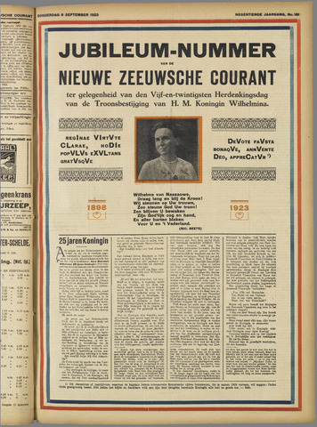 Nieuwe Zeeuwsche Courant 1923-09-06