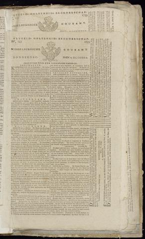 Middelburgsche Courant 1799-10-24