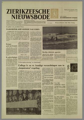 Zierikzeesche Nieuwsbode 1973-09-25