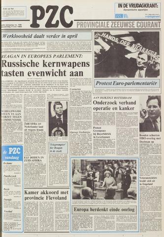 Provinciale Zeeuwse Courant 1985-05-09