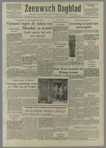 Zeeuwsch Dagblad 1957-07-22