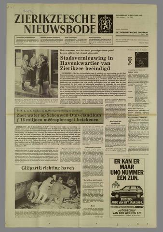 Zierikzeesche Nieuwsbode 1984-01-26
