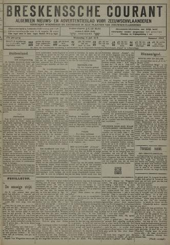 Breskensche Courant 1928-07-11