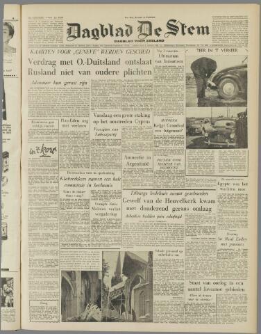 de Stem 1955-09-29