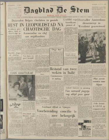 de Stem 1960-07-09