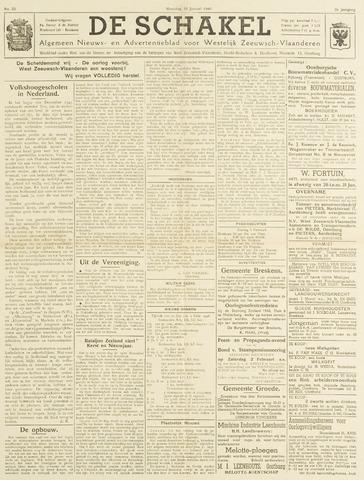 De Schakel 1946-01-28