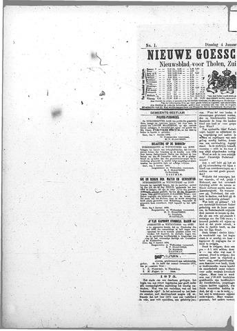 Nieuwe Goessche Courant 1876