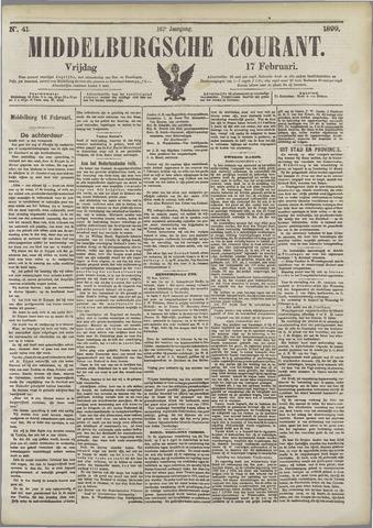 Middelburgsche Courant 1899-02-17