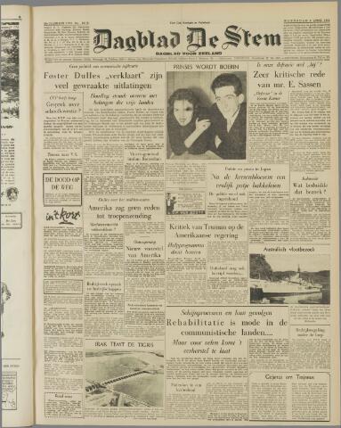 de Stem 1956-04-04