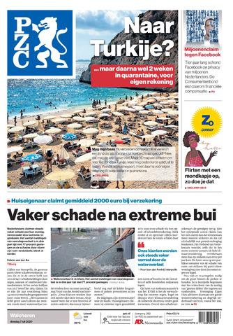 Provinciale Zeeuwse Courant 2020-07-07