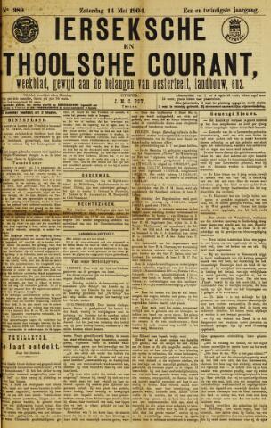 Ierseksche en Thoolsche Courant 1904-05-14