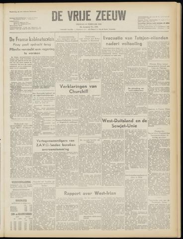 de Vrije Zeeuw 1955-02-11