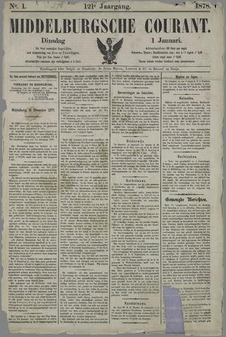 Middelburgsche Courant 1878