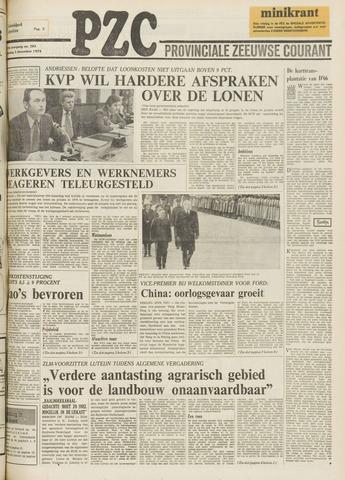 Provinciale Zeeuwse Courant 1975-12-02