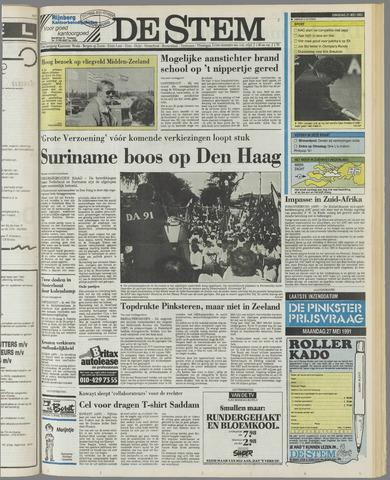 de Stem 1991-05-21
