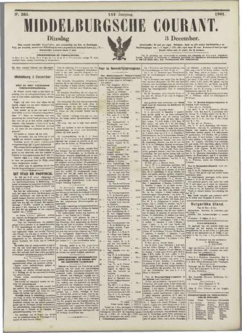 Middelburgsche Courant 1901-12-03