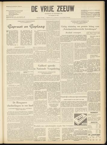 de Vrije Zeeuw 1957-11-30