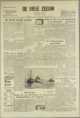 de Vrije Zeeuw 1963-01-26