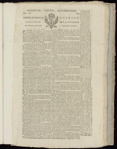 Middelburgsche Courant 1801-09-19