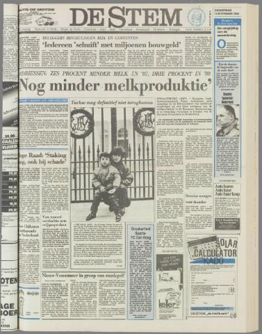 de Stem 1986-11-13