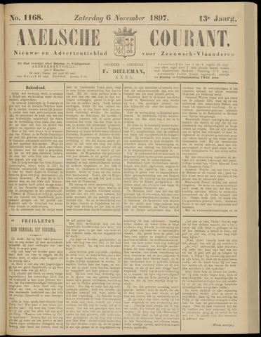 Axelsche Courant 1897-11-06