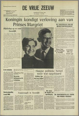 de Vrije Zeeuw 1965-03-11
